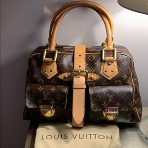 Louis Vuitton Manhattan GM Handbag